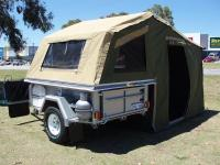 Fortescue - Soft-floor Camper Trailer